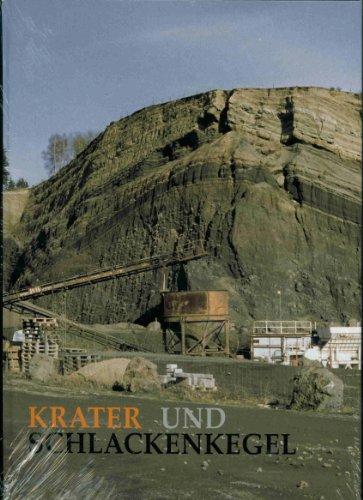 Krater und Schlackenkegel