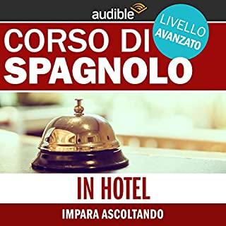 In hotel - Impara ascoltando copertina