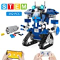 GP TOYS STEM Robot Building Kits for Kids- Remote Control Engineering Science Educational Learning Science Building Toys for Boys and Girls by GP TOYS