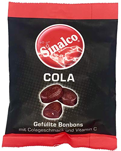 Sinalco Cola Gefüllte Bonbons, 1er Pack ( 1 x 75g )