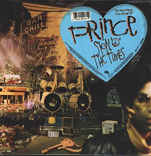 "Prince - Sign ""O"" The Times - Paisley Park - 92 5577-1"