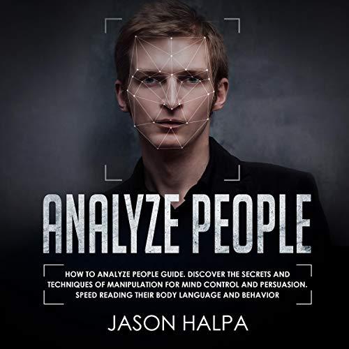 Analyze People audiobook cover art