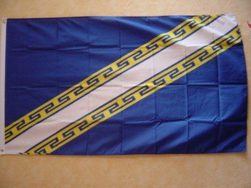 Fahnen Flaggen CHAMPAGNE ARDENNE 150 x 90 cm Fahne Flagge