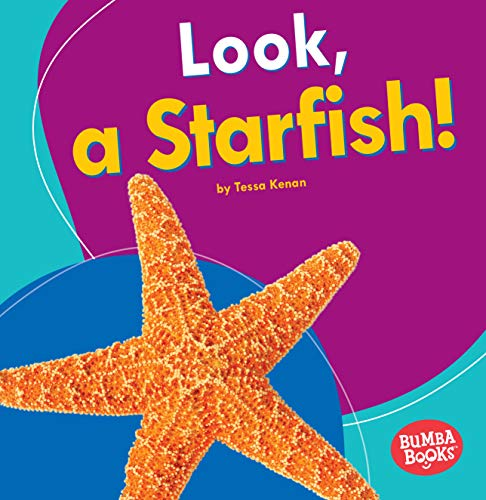 Look, a Starfish! (Bumba Books (R) -- I See Ocean Animals)