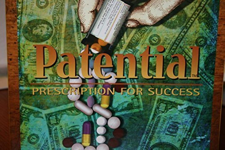 Patential  Prescription for Success Board Game by Plexxikon