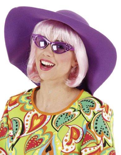 ORLOB Chapeau?: schlapp Chapeau Violet