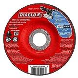 Freud-Diablo DBD045250701F DB 4-1/2X1/4X7/8IN MTL DC GRD27, Multi, Taglia unica