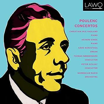 Poulenc Concertos