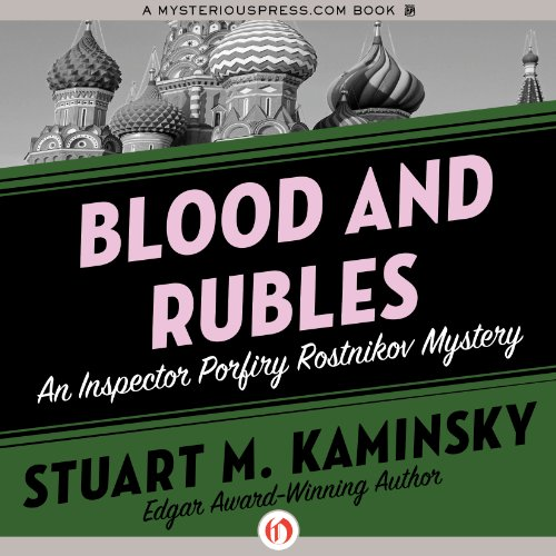 Blood and Rubles audiobook cover art