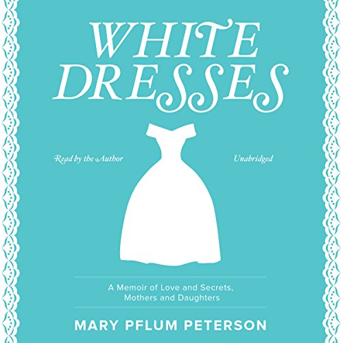 White Dresses audiobook cover art