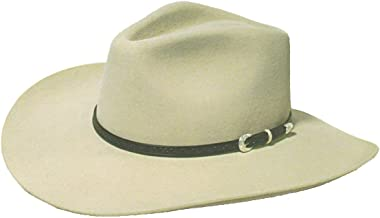 Stetson 0440 Carson South Point Color Silver Belly Cowboy Hat