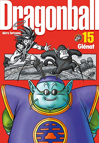 Dragon Ball perfect edition - Tome 15