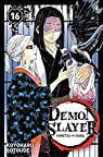 Demon Slayer, tome 16 par Gotouge
