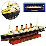 Atlas RMS Lusitania Schiff Cunard Line 1/1250 Schiff Modell -