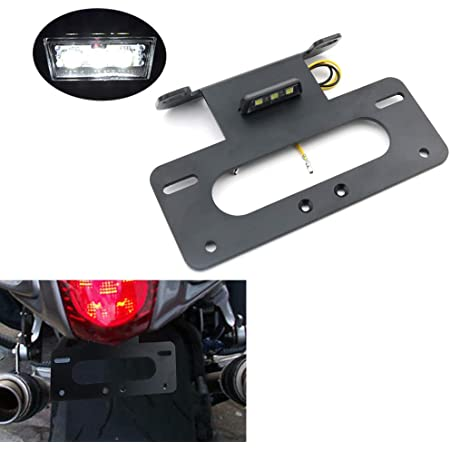 with LED License Plate Light Xitomer R1 Rear Tail Tidy//Fender Eliminator Kits Compatible with OEM//Stock and Aftermarket Turn Signal for YAMAHA YZF R1 2020