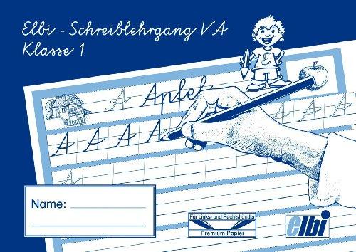 Elbi Schreiblehrgang Vereinfachte Ausgangsschrift - Schreiben lernen in der Grundschule und Förderschule - H5