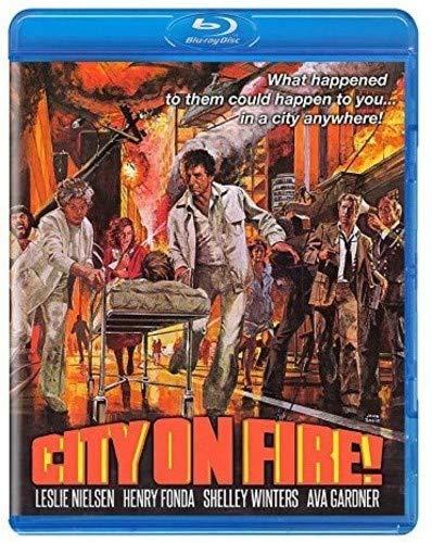 City On Fire (1979) [Edizione: Stati Uniti]