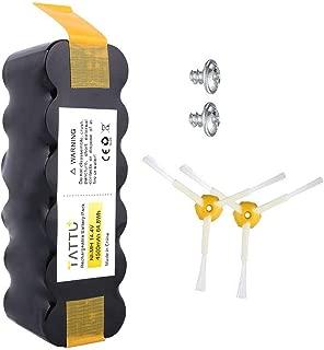Batteria compatibile per iRobot Roomba Ni-MH 4500mAh APS Batteria per iRobot 500 520 521 530 550 555 560 570 580 600 620 700 780 800 870 880 Compatibile Con 80501 Discovery Series Robotic Aspiratori