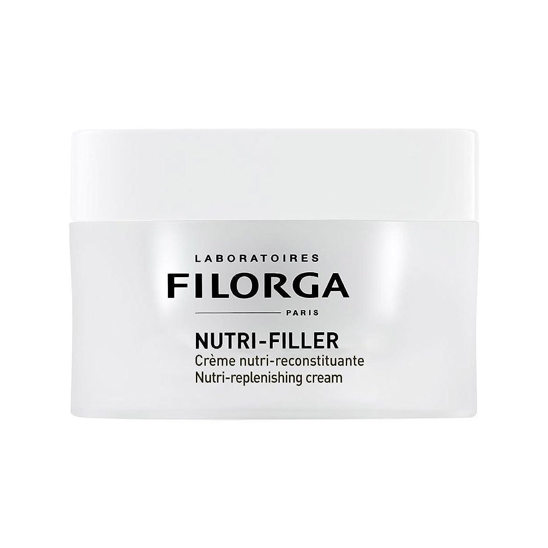 試用文字スポーツマンFilorga Nutri-filler Nutri-replenishing Cream 50ml [並行輸入品]