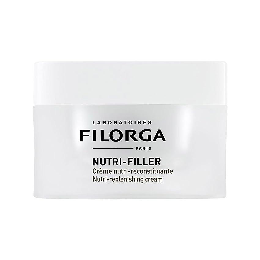 プラスチックロードされた手を差し伸べるFilorga Nutri-filler Nutri-replenishing Cream 50ml [並行輸入品]