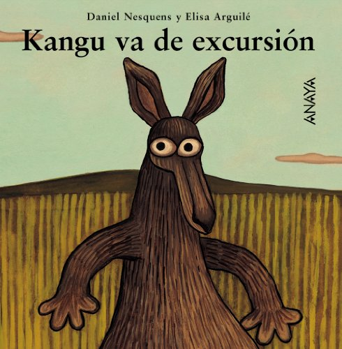 Kangu va de excursión (Spanish Edition)