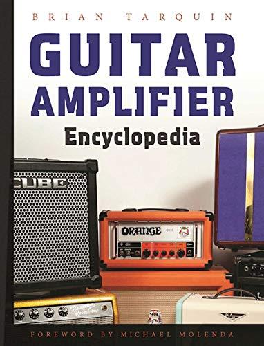 Guitar Amplifier Encyclopedia (English Edition)