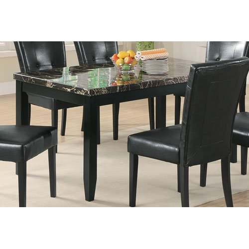 Marble/Granite/Stone Top Dining Tables | Cymax Stores
