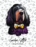 Gordon Setter 2022 Planner: Dated Weekly Diary With To Do Notes & Dog Quotes - Calendar Planner for Pedigree Dog Moms