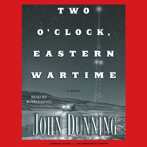 Two O'Clock, Eastern Wartime audiobook cover art