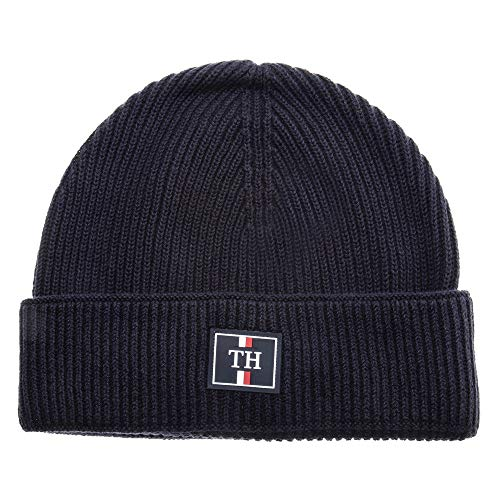 Tommy Hilfiger Patch Logo Beanie Senior