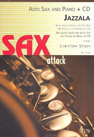 Jazzala (+CD): voor altsaxofoon en piano