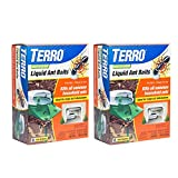 Best Ant Traps - TERRO T1806SR 2-Pack Outdoor Liquid Ant Baits-12 Traps Review