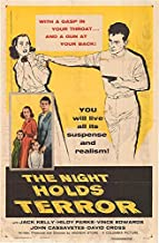 Night Holds Terror - Authentic Original 27