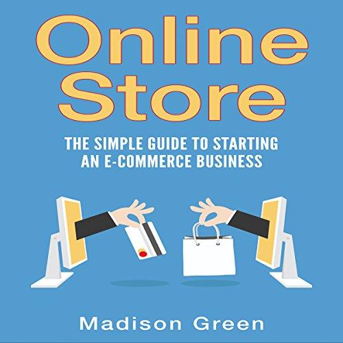 Online Store audiobook cover art
