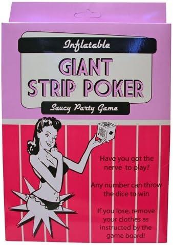 Strip poker verloren