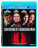 Confessions Of A Dangerous Mind - Blu-ray + Digital HD Brand New