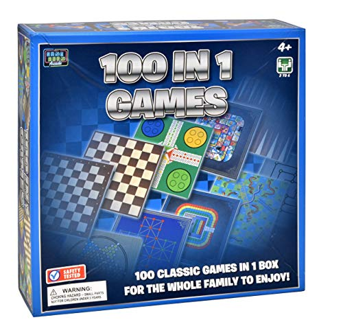 family board games Classic Game Collection, 100 Family Board Games for Adults and Kids