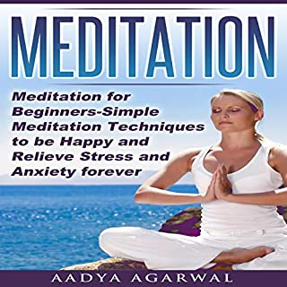 Meditations: Meditation for Beginners cover art