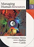 Managing Human Resources by Luis R. Gomez-Mejia (2001-01-15)