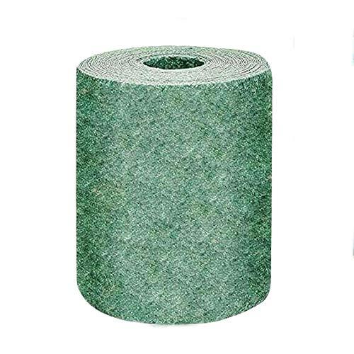 Baoniansoo Estera Hierba Biodegradable, césped Inicio Semil
