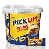 LEIBNIZ Keksriegel ´PiCK UP! Choco minis´, Vorteilsbox, Sie erhalten 1 Packung, Packungsinhalt: 100 Stück