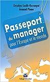 Passeport du manager pour l'Europe et pour le monde