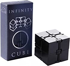 Infinity Cube Fidget Toy, Sensory Tool EDC Fidgeting Game for Kids and Adults, Cool Mini Gadget Best for Stress and Anxiet...