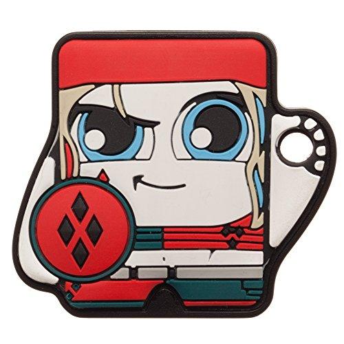 DC Comics Foundmi 2.0 Bluetooth-Tracking-Gerät, Batman-Motiv, Harley Quinn, 1