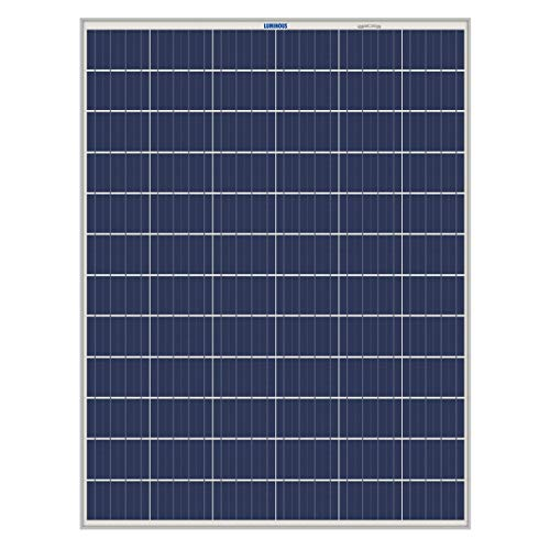 Luminous 160Watt Solar Panel Poly Crystalline...