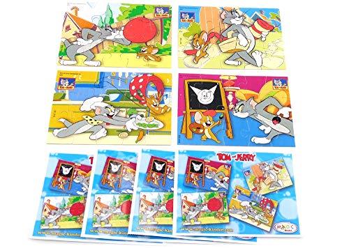 Kinder Überraschung Superpuzzle von Tom & Jerry (Puzzle)