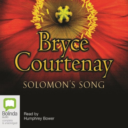 Solomon's Song audiobook cover art