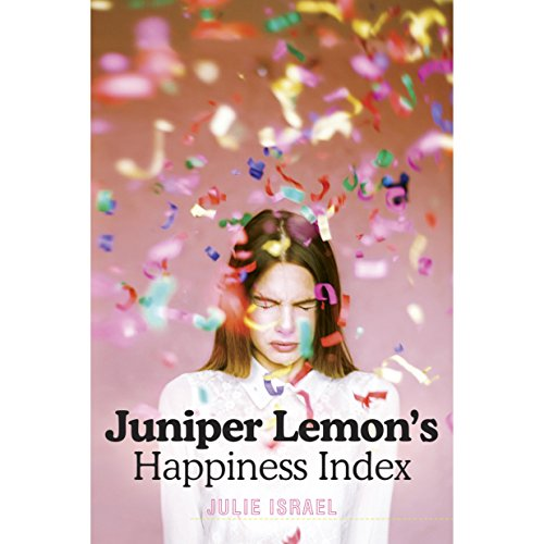 Juniper Lemon's Happiness Index audiobook cover art