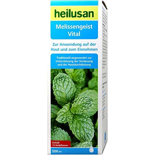 Heilusan Melissengeist, 3er Pack (3 x 500 ml)