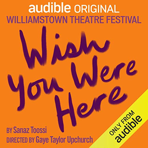 Wish You Were Here Audiobook By Sanaz Toossi cover art